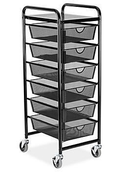 Organizer Cart - 6 Drawer H-9274
