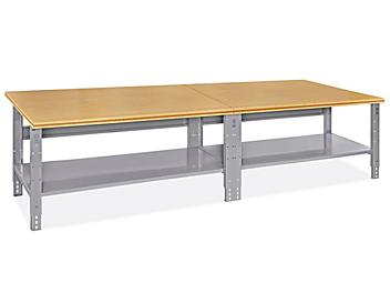 """Jumbo Industrial Packing Table - 144 x 48"""""""