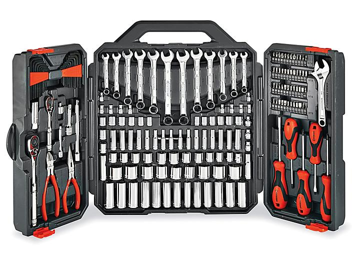 180-Piece Shop Tool Set H-9289