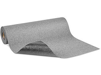 "Grip-Tight Sorbent Mat - 34"" x 50', Gray H-9298GR"