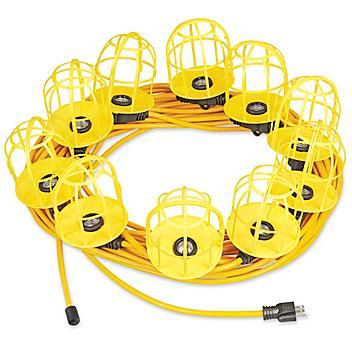 Industrial String Lights - 100' H-9318