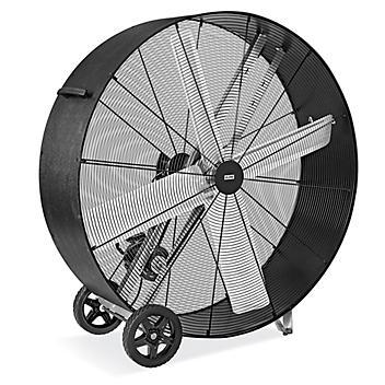 """Portable Power Plus Drum Fan - 48"""" H-9347"""
