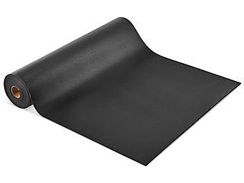 "Rubber Gym Mat - 1/4"" thick, 4 x 25' H-9399"