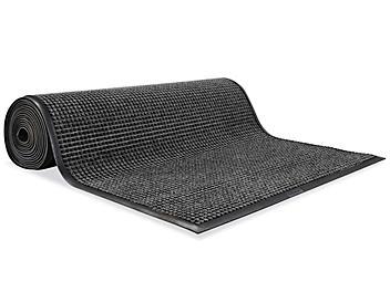 Waterhog™ Carpet Mat Runner - 4 x 30', Charcoal H-9435GR