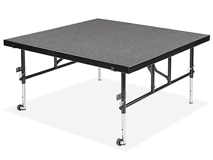 """Portable Stage - 48 x 48"""" H-9440"""