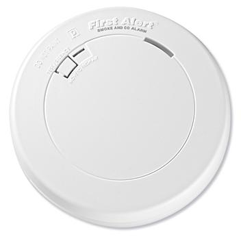 Smoke and Carbon Monoxide Detector - Lithium Battery H-9468