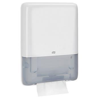 Tork® PeakServe® Mini Towel Dispenser - White H-9492W