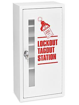 Lockout Cabinet H-9511