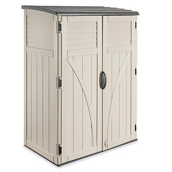 "Suncast® Jumbo Storage Shed - 53 x 33 x 72"" H-9558"