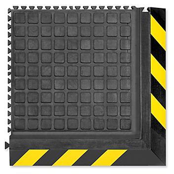 "Hog Heaven™ Modular Mat - 18 x 18"", Corner H-9587"