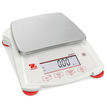 Ohaus Scout® Balance Scale - 1,200 grams x .01 gram H-9597