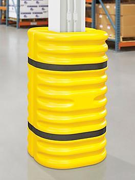 "Column Protector - 10"", Yellow H-988"