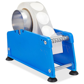 Clear Acetate Mailing Label Dispenser - Manual H-994