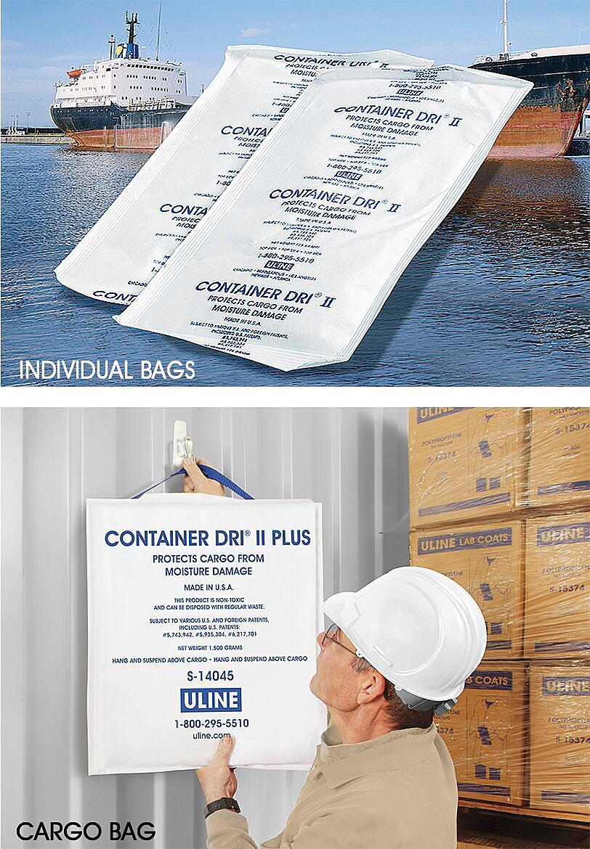 Container Dri<sup>&reg;</sup> II Desiccants