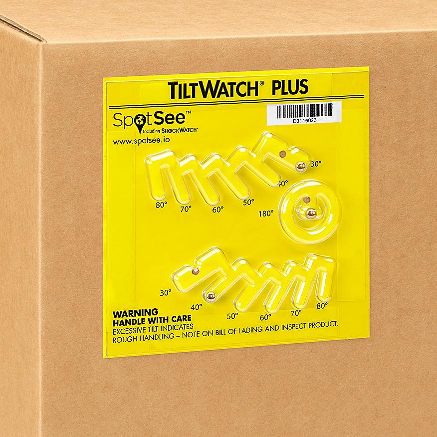 TiltWatch<sup>&reg;</sup> Plus