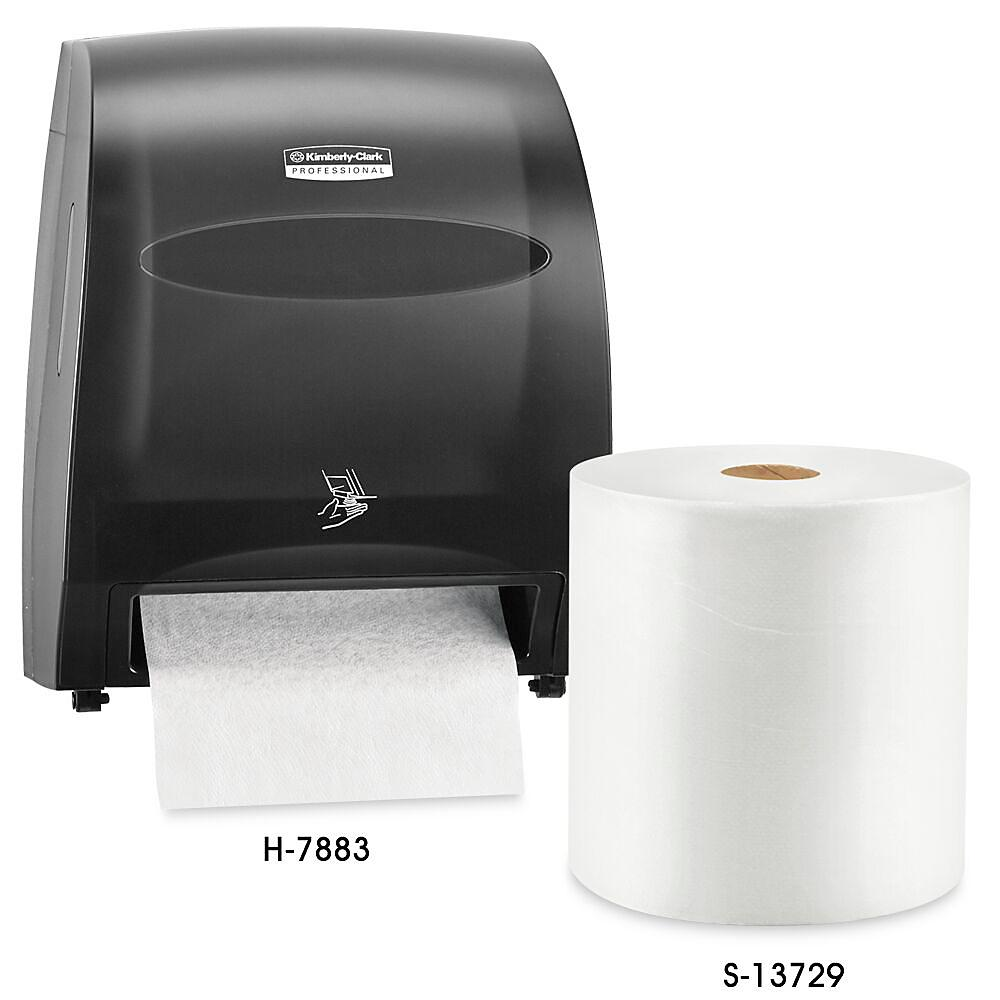 Automatic Dispenser and Towels