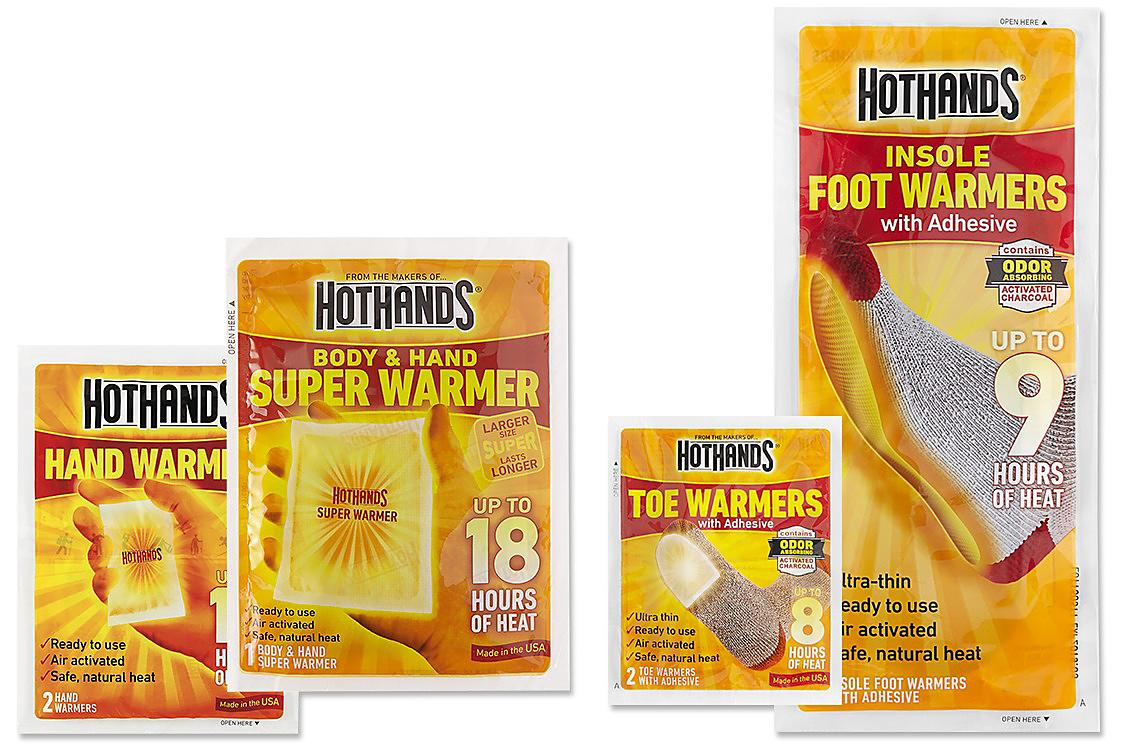 Hand and Foot Warmers