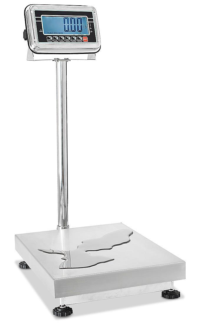 Uline Washdown Platform Scales