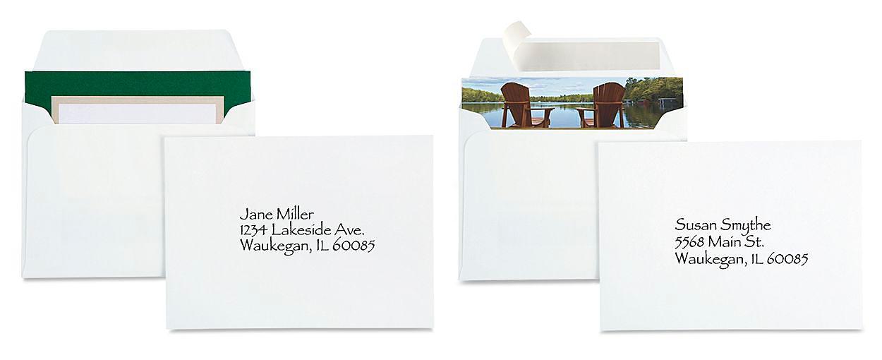 Announcement Envelopes