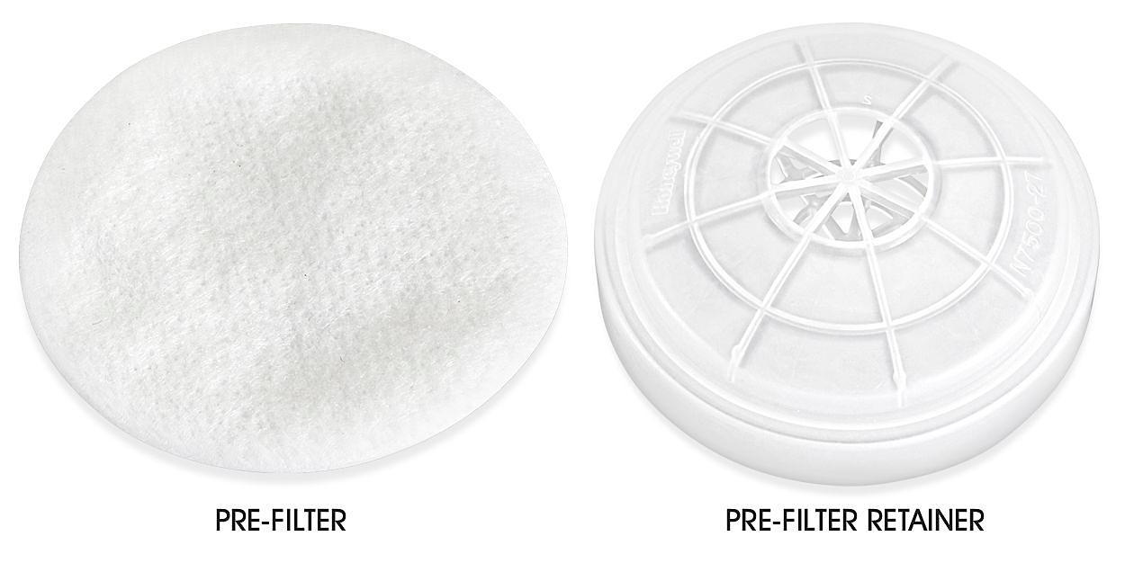 North<sup>&reg;</sup> Respirator Pre-Filters
