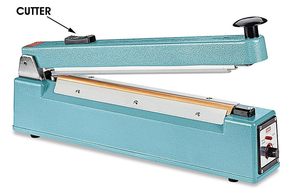 Tabletop Impulse Sealers with Cutter