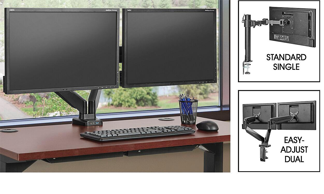 Desktop Monitor Mounts
