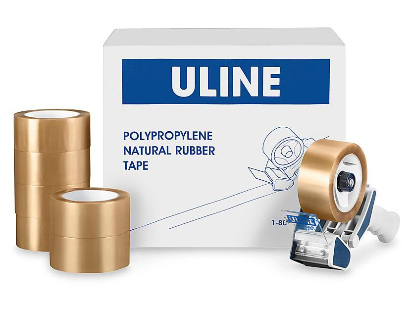 Natural Rubber Adhesive Tape - Polypropylene