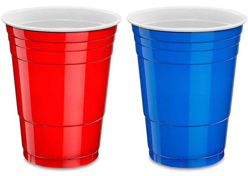 Solo<sup>&reg;</sup> Plastic Party Cups