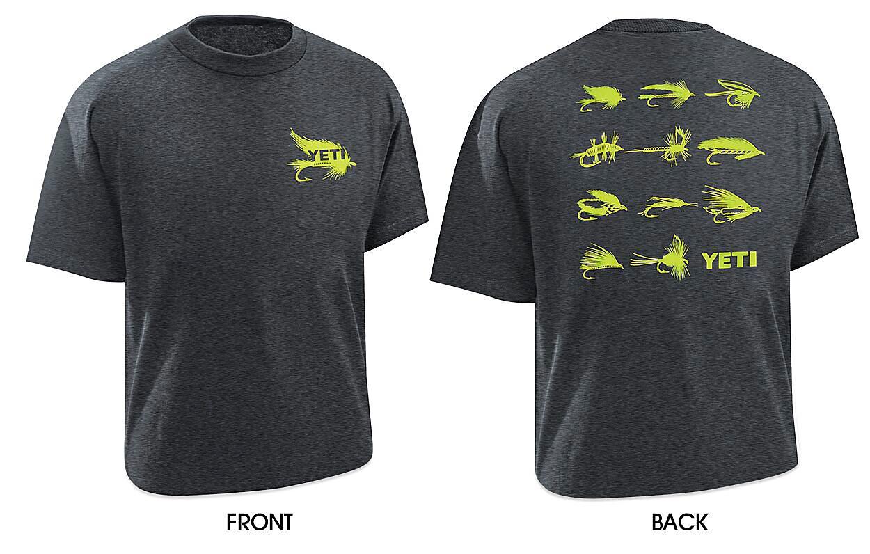 YETI<sup>&reg;</sup> Fly Lure T-Shirt