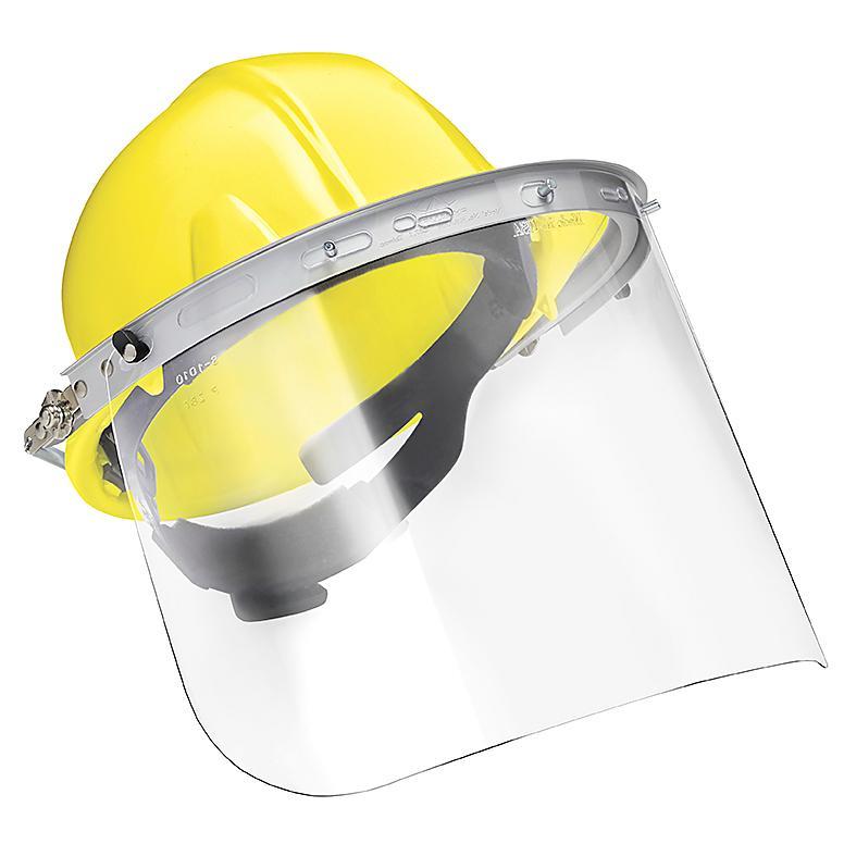 Hard Hat Face Shield