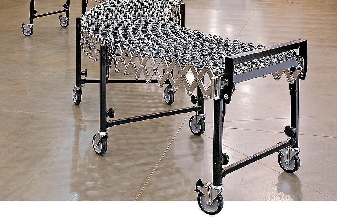 Best<sup>&reg;</sup> Expandable/Portable Conveyors