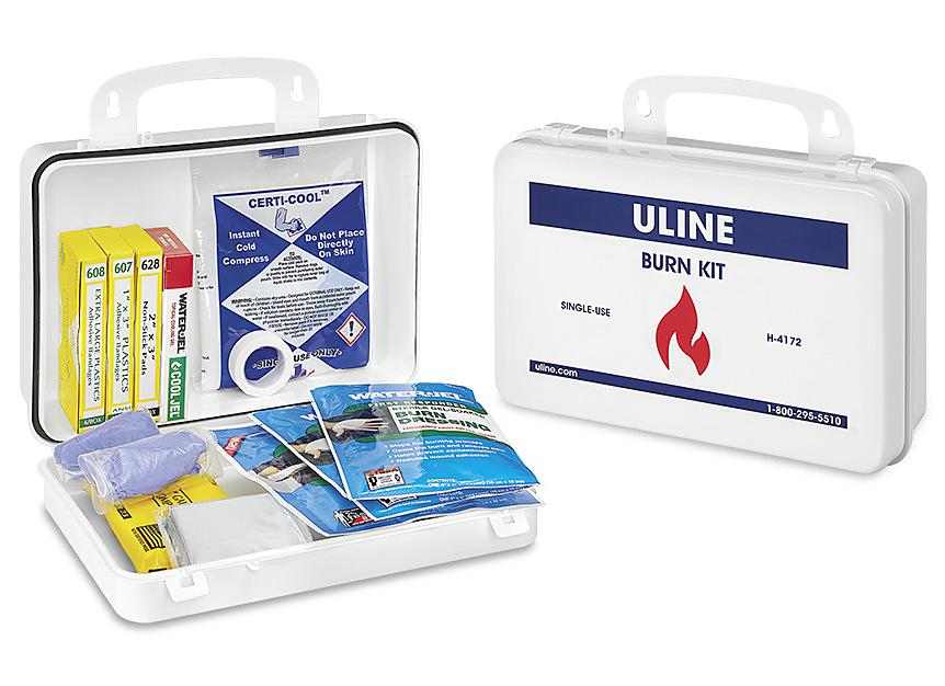 Uline Burn Kit