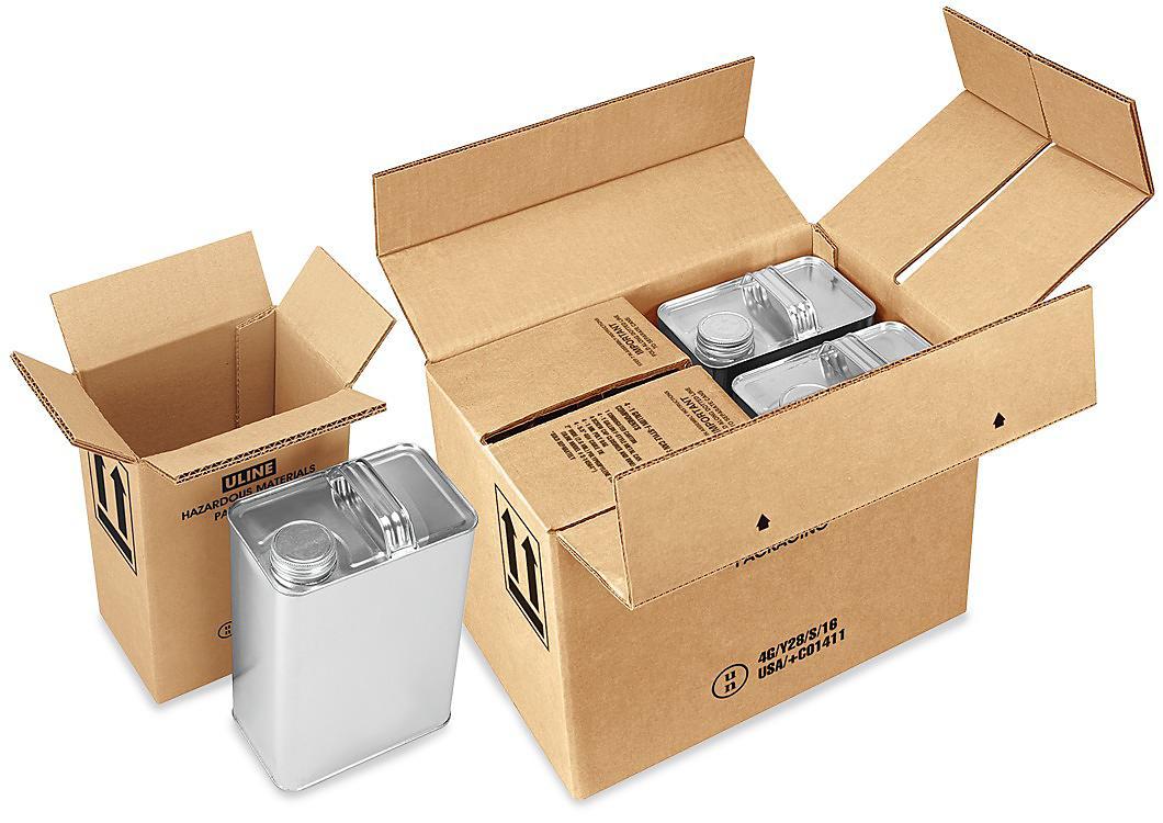 F-Style Metal Shipper Kits