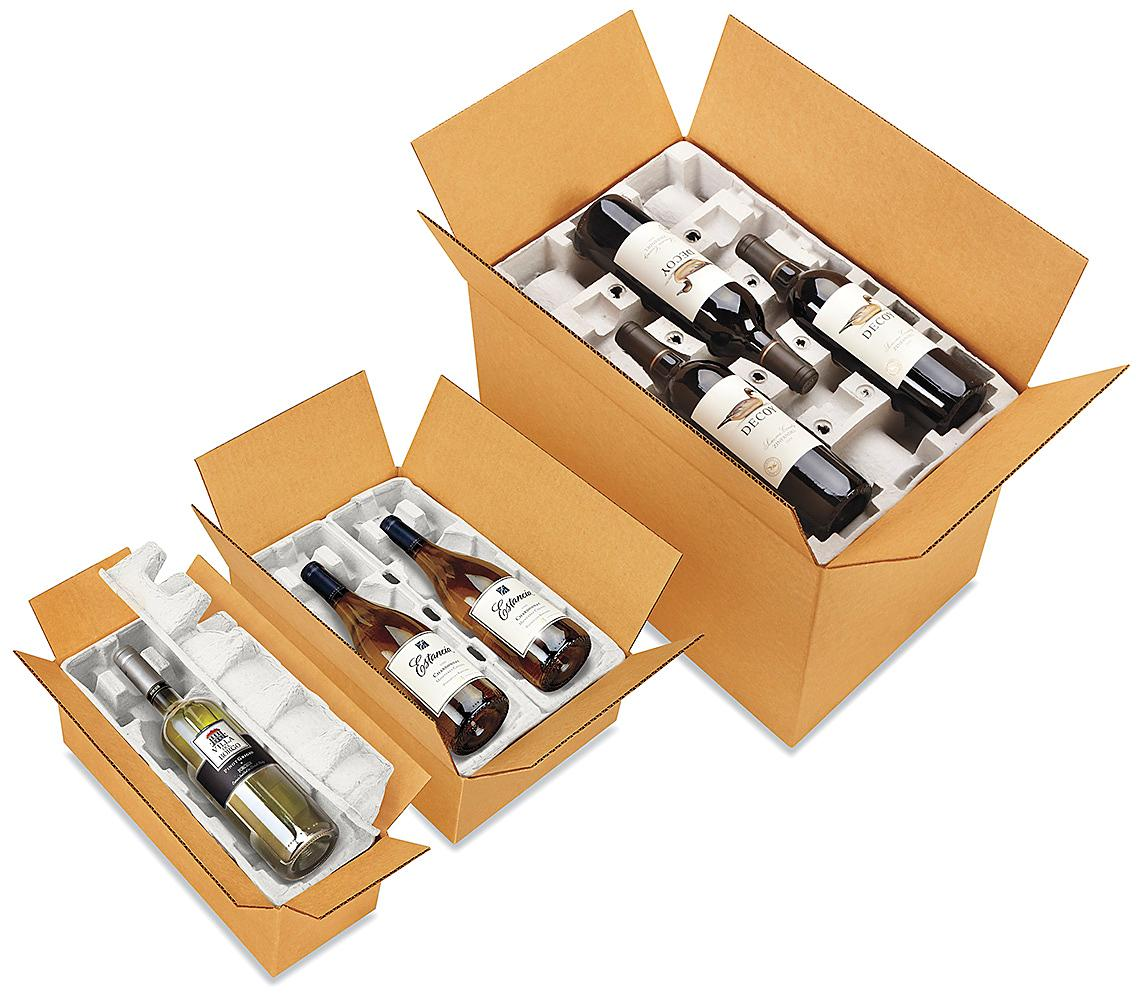 Pulp Wine Shippers