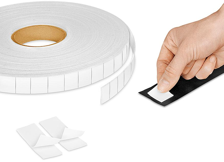 Pre-Cut Double-Sided Foam Squares