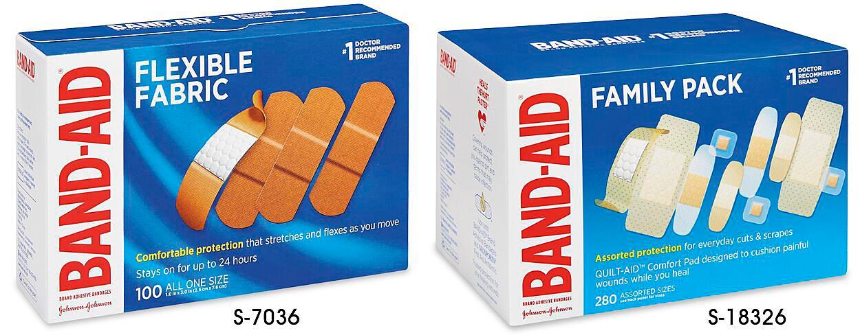 Band-Aid<sup>&reg;</sup> Bandages