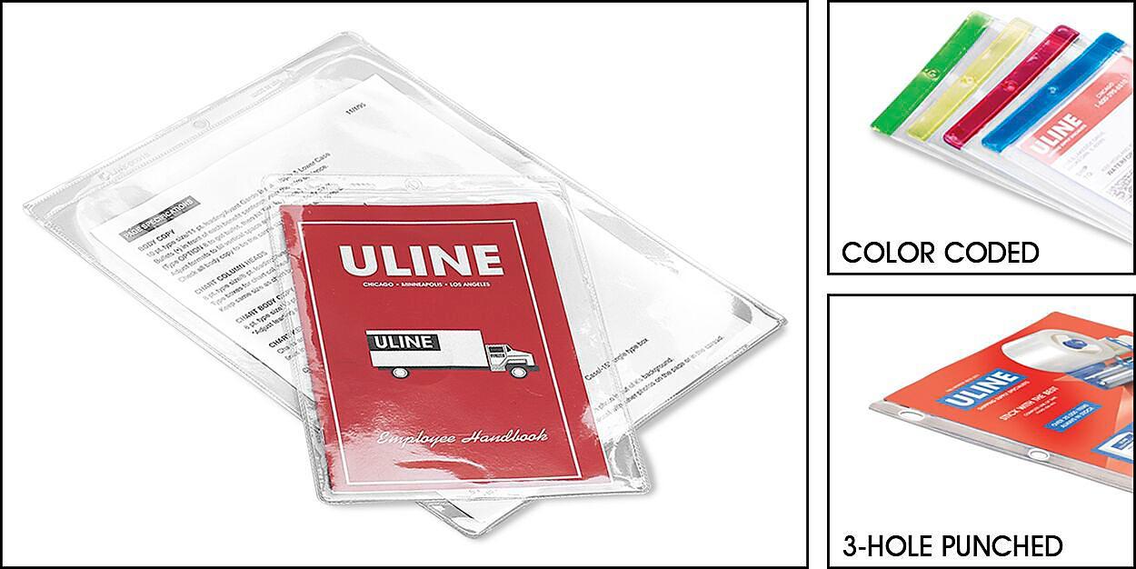 Vinyl Envelopes