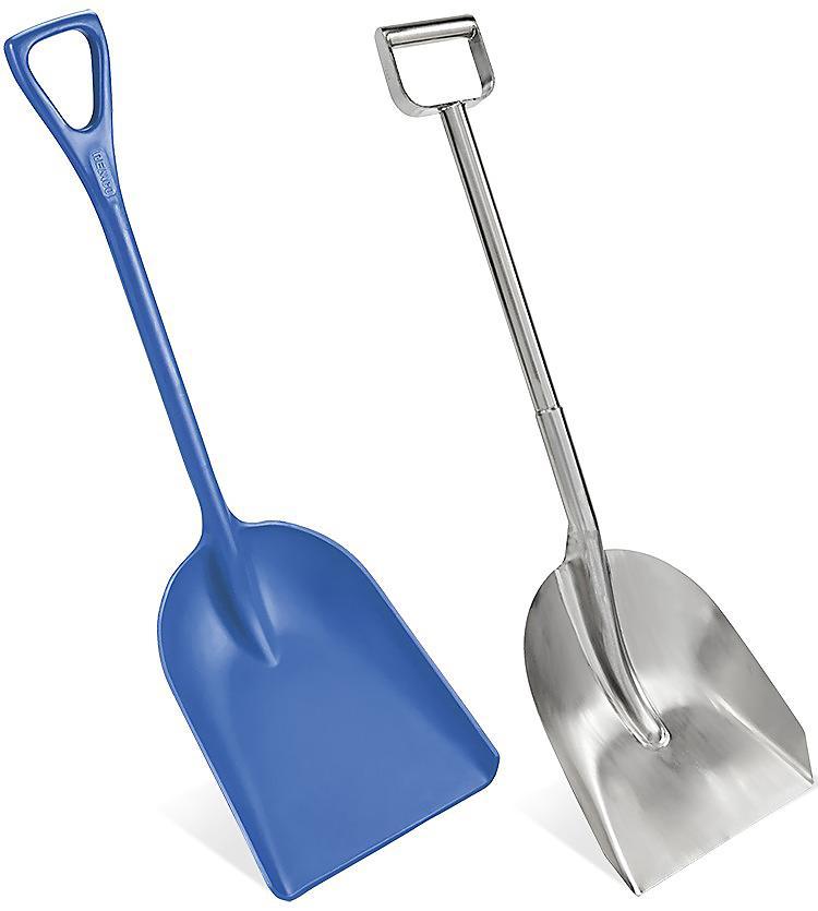 Heavy-Duty Shovels