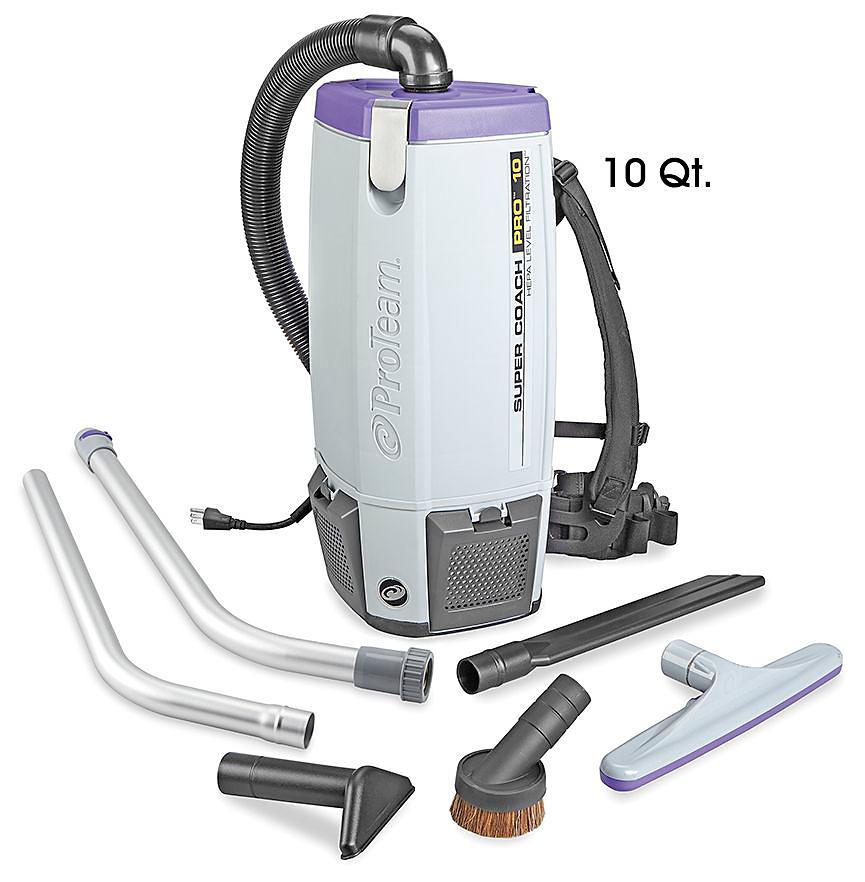 Industrial Backpack Vacuums