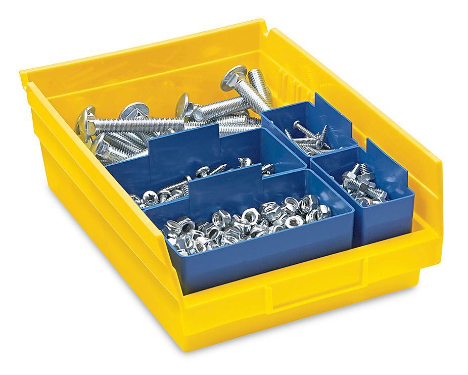 Plastic Bin Cups