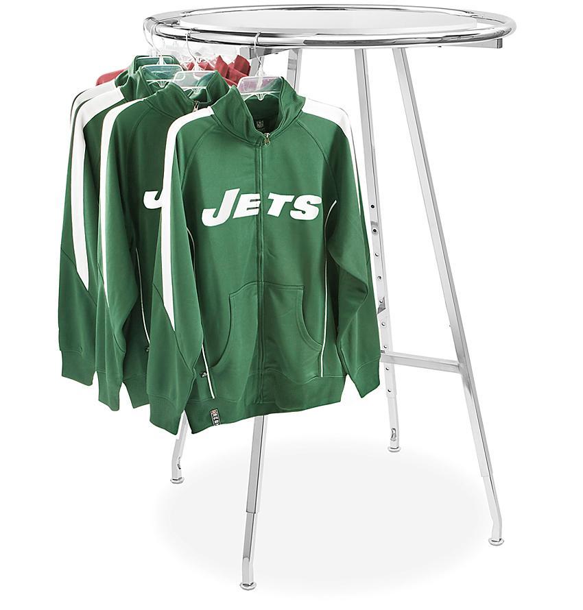 Round Clothes Rack