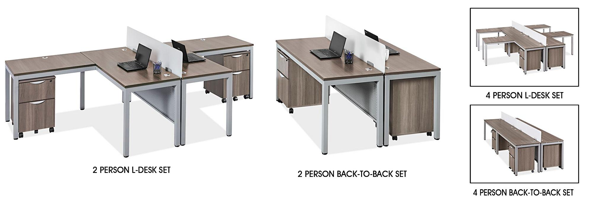 Downtown Office Workstations