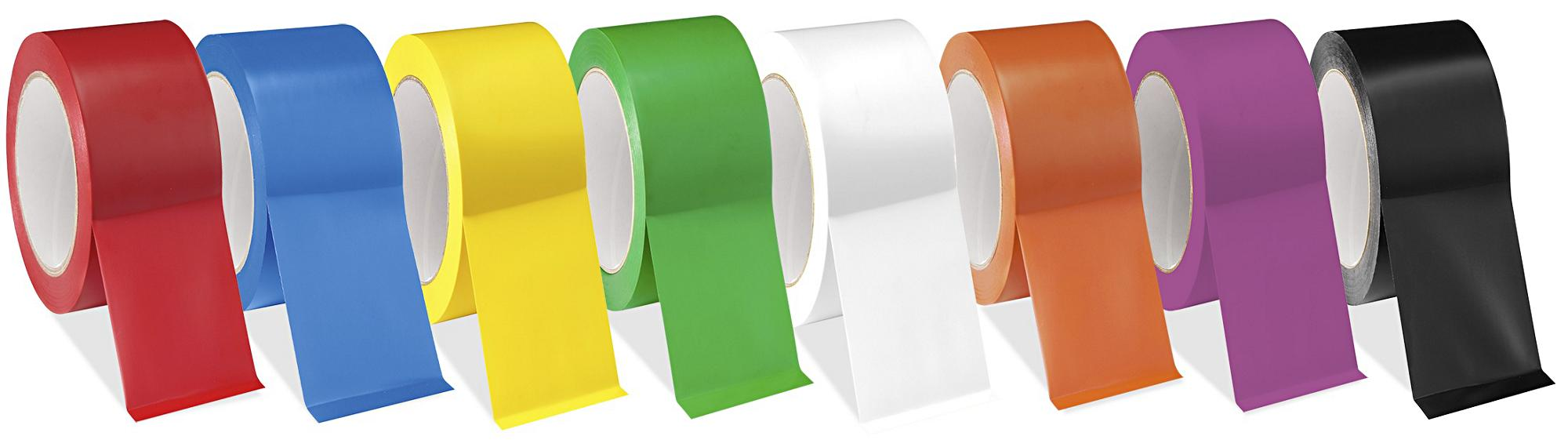 Color Coded Carton Sealing Tape