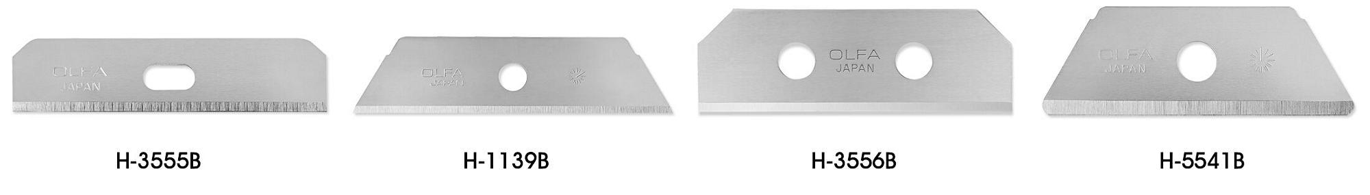 Olfa<sup>&reg;</sup> Utility Blades