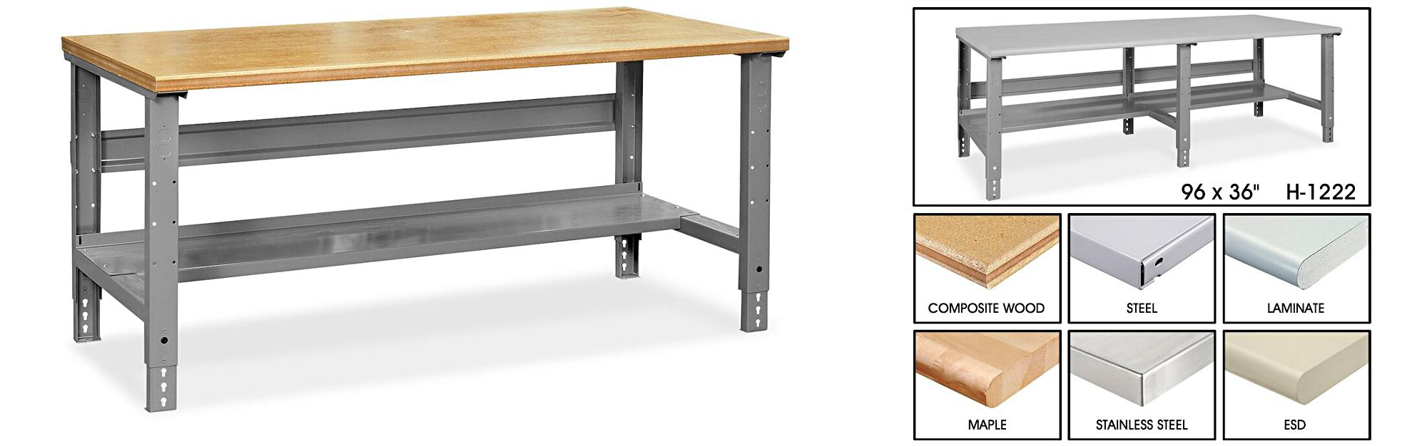 Industrial Packing Tables