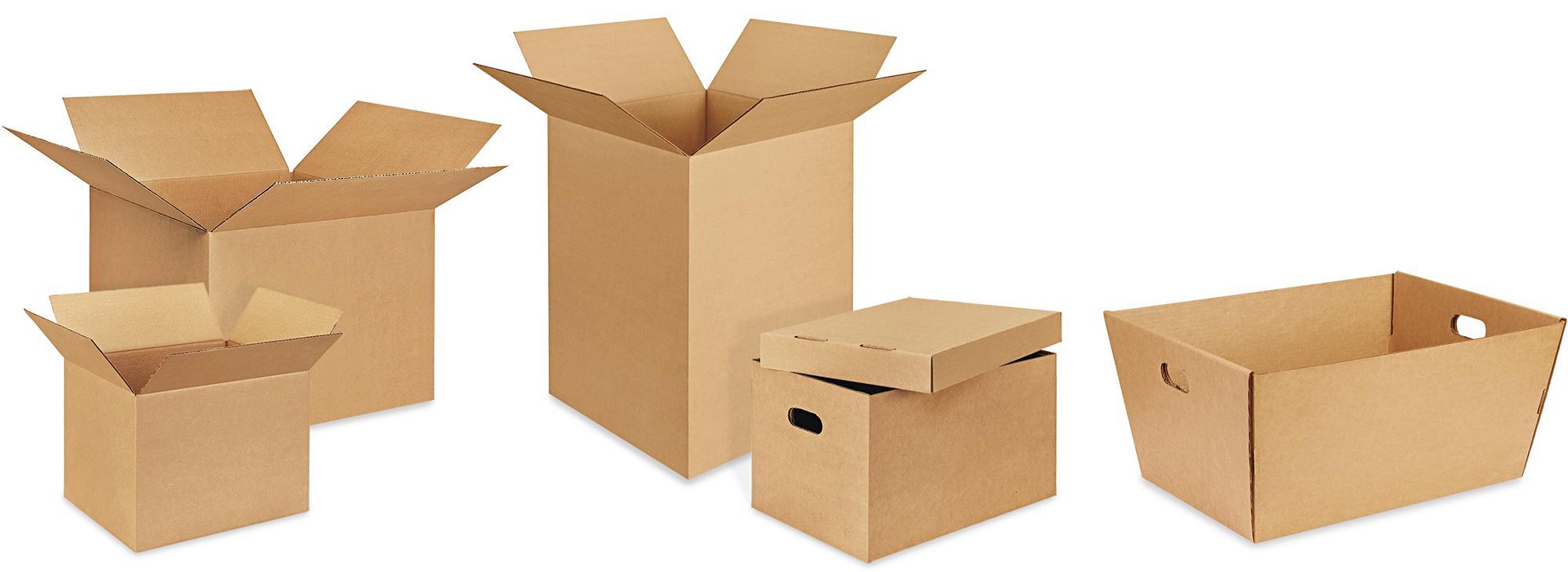 Packing/Storage Boxes