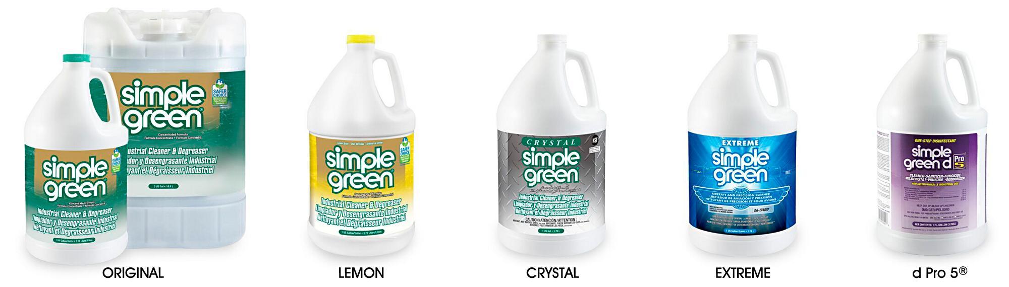 Simple Green<sup>&reg;</sup>