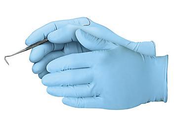 Uline Exam Grade Nitrile Gloves