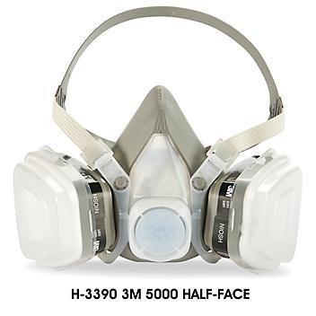 3M 5000 Respirators