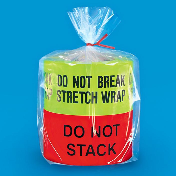 Uline 3 Mil Industrial Poly Bags